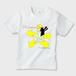 フラガール×プルメリア キッズTシャツ インスタ映えするプルメリアデザイン PlUmeriaDesign
