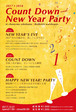 2017-2018 Count Down New Year Party チケット