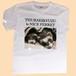 モノトーンTシャツ
