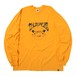 666 L/S TEE(YELLOW)[TH9S-013]