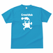 GLIMMER ドライTシャツ(ターコイズ)
