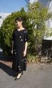 着物リメイク 簡単シンプルオーダーメイド 着物からマキシワンピース
