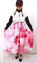 桜スカート