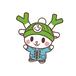 フィルター・ストッパー付き ふっかちゃんマスク / No.185【ダッフルコート】