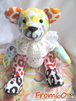 [販売済] Teddy Bear オランジーナ