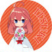 【缶バッジ】五月ウェディングコスSDキャラ【五等分の花嫁∬】