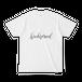 【bridesmaid】モダンカリグラフィー Tシャツ