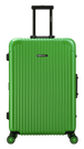 Lサイズ☆ニューオーリンズmsy・90リットル:超丈夫!最軽量アルミスーツケース