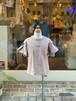 KIDS:NEEDLEWORKS STANDARD【ニードルワークススタンダード】Tacksleeve T-shirt(ベージュ/80〜150cm)タックスリーブTシャツ
