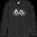『Si×Si』ロングTシャツ 黒