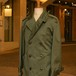 OLD U.S.ARMY TRENCH COAT