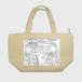保冷ランチトートバッグ :kazue.M_007(大丈夫だよ)