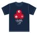 つしまみれとつしまげるの新しい日本ツアーTシャツ