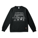 BURITSU BOX SWEAT : Black