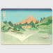 甲州三坂水面 MacBookステッカー MacBook 12inch コーティングあり  りんごマークなし