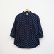 2/3 SLEEVE SHIRT PULLOVER (ANCHOR NAVY)