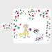 rosebouquet5 手帳型スマホケース iPhone5/5s/SE