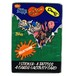 1993 - REN & STIMPY / DOUG / RUGRATS - トレーディングカードパック