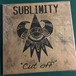 SUBLIMITY / cut off (CD)
