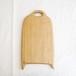 カッティングボード 小 (ナラの木) エゴマ油仕上げ (25×13)