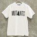 【MUTANTS】BTS-496 (White)