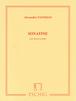 タンスマン:ファゴットとピアノのためのソナチネ/ファゴット, ピアノ