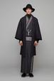 羽織 / ウールピンシルク / Navy(With tailoring)