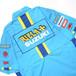 mint Used☆ RIZLA SUZUKI MotoGP 半袖モーターサイクルシャツ