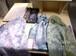 白雲友子「369ミロク」春の新色♪風通織スカーフ(大).    cotton70%+silk30% Spring scarf(L)