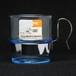 昭和 レトロ ToYolex(東洋ガラス) 強化ガラス ホルダー付きグラス ラベル付き (088)