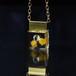 ミモザとキュービックジルコニアのプチネックレス14kgf(無料ギフトラッピング, 誕生日プレゼント, メッセージカード)