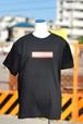 スーパーレスキュウボックスロゴ Tシャツ ブラック
