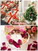 Christmas/お菓子とお花とキャンドルと