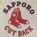 "CUT BACK ""Red Sox"" Tシャツ"