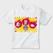 ももちゃんの世界003 キッズTシャツ ※お肌にやさしいガーメントインクジェット印刷