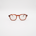 WAITING FOR THE SUN × Chah Chah Special collaboration EYEWEAR-BROWN