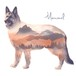 Mountain art/Portraits of Dogs, Cats and Pets