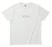 ウラオモテンション2 Tシャツ 白 S