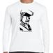 高橋是清 大正 昭和 立憲政友会 財政家 歴史人物ロングTシャツ013