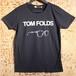 4bet TOM FOLDS Tシャツ/ブラック