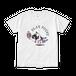 PUGBY Tシャツ(白)トライver.   TPUGBY-UW1