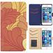 全機種対応 手帳型ケース iPhone Xperia Zenfone Aquos Galaxy Arrows Huawei Digno Raijin JDC162flower