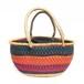 ガーナの楕円かごB / Ghanian Oval Basket B