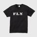 F.L.Y. V-Neck T (BLK)