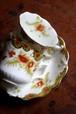 イギリス カップ&ソーサー モスグリーン