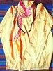 商品番号ts-02チベット民族シャツ:男女兼用(size:M)