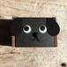 たれ耳犬の木箱(B)