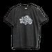 【Tシャツ】K-106公式Tシャツ(ヘザーブラック)