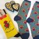 Frida Heart (フリーダハート)-SockSmith(ソックスミス)