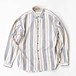 euro cotton multi stripe shirts